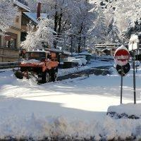 Neve di primavera: il risveglio di Gambarie - FOTO