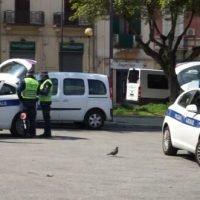Reggio, controlli della Polizia Locale: 4 denunce