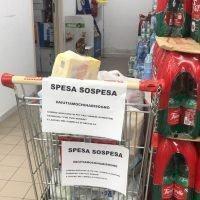 Reggio - Concluso il programma 'Spesa Sospesa, sostegno a migliaia di famiglie reggine