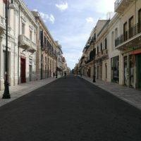 Coronavirus a Reggio, controlli della Polizia: chiuso un locale sul Corso Garibaldi