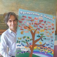 'Torneremo a volare': il messaggio dei bambini della scuola Heidi al sindaco Falcomatà