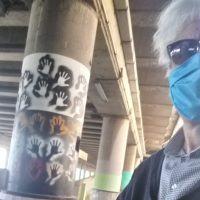 Incontriamoci Sempre e la sanificazione della Stazione di Santa Caterina - FOTO