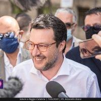 Regionali, Salvini in Calabria: 'Vinceremo di 30 punti. Chiuderò qui la campagna elettorale'