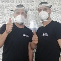 Parrucchieri al servizio degli operatori sanitari: l'iniziativa di Compagnia della bellezza anche a Reggio