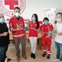 La stampa 3D della bit01 e Croce Rossa Italiana insieme contro il Covid