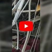 Palazzo Campanella, il soffitto collassa e distrugge la sala 'Nicola Calipari'