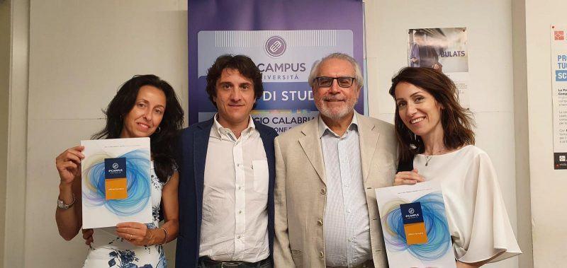 Il Magnifico Rettore dell'Università eCampus in visita ...