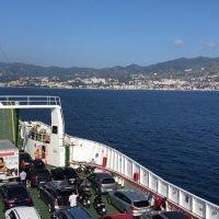 Stretto di Messina, Covid su una nave: screening per l'equipaggio