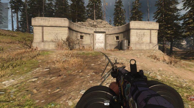 Bunker B7 Junkyard Warzone