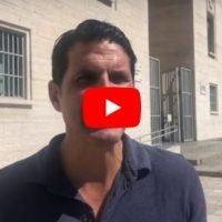 L'archeologo Darius Arya in vacanza a Reggio Calabria