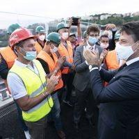 Nuovo ponte di Genova, Klaus Davi plaude al contributo degli operai calabresi