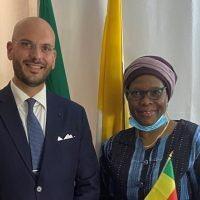 Il reggino Lorenzo Festicini nominato Consulente della Repubblica del Benin