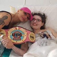 Reggio, due campionesse insieme: Maria Antonietta riceve la visita di Amira