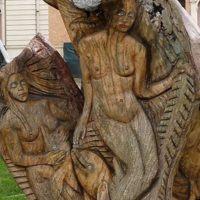 Ultimo saluto a Ermonde Leone, lo scultore de 'Le sirene dello Stretto'
