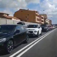 Villa San Giovanni, ANAS: 'Sale a oltre 4 ore l'attesa per gli imbarchi' - VIDEO