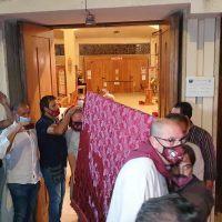 Festa Madonna 2020: la Sacra Effigie lascia l'Eremo - FOTO