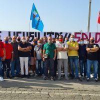 Reggio, nuovo sciopero dei lavoratori Avr: 'Così non si può andare avanti' - FOTO