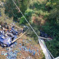 Reggio, chiuso tratto della SS682 per recupero di un veicolo coinvolto in un incidente