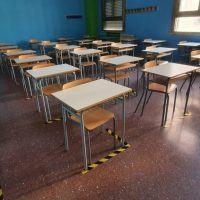 Covid, istituto scolastico chiuso a Villa San Giovanni