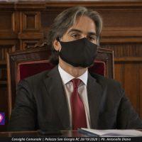 Arresto Castorina, Falcomatà: 'Giornata triste, spero sia fatta piena luce. Castorina verrà sospeso