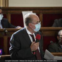Brogli elettorali a Reggio Calabria: Minicuci presenta una mozione