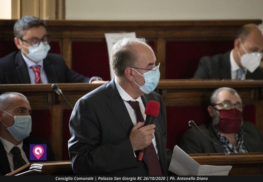Palazzo di Giustizia, Minicuci interpella Falcomatà: 'Presuntuoso e incapace, poteva nominare un Commissario'