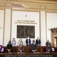 Palazzo San Giorgio a pieno regime, istituite le Commissioni consiliari permanenti. I NOMI