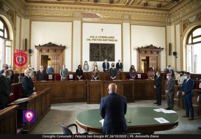 Consiglio Comunale di Reggio Calabria