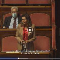 Morte Santelli, Santanchè: 'Era consapevole che ogni giorno poteva essere l'ultimo'
