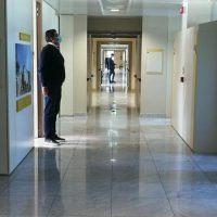 1 minuto di silenzio in Cittadella in omaggio al Presidente Santelli