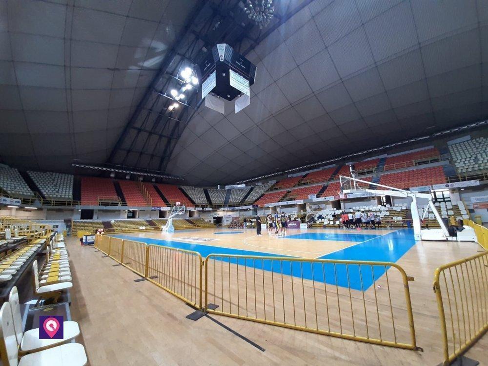 palacalafiore impianto pallacanestro viola