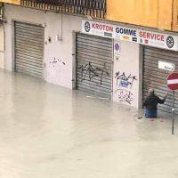 Alluvione Crotone, Aliperta: 'Scene indegne di un paese civile'