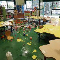 Reggio, raid vandalico all'asilo di Arghillà: Azzolina scrive al dirigente