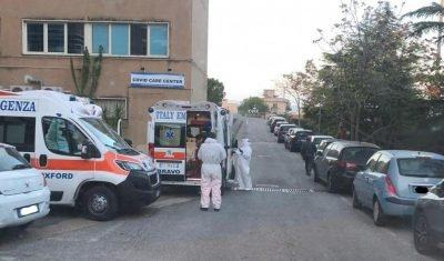 Ospedale Covid Reggio Calabria