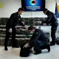 Una tonnellata di cocaina dal Cile: maxi sequestro al porto di Gioia Tauro