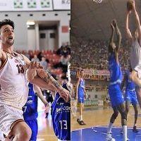 Tommaso Baldasso come Sasha Volkov, la sua 'tripla doppia' è nella storia del basket