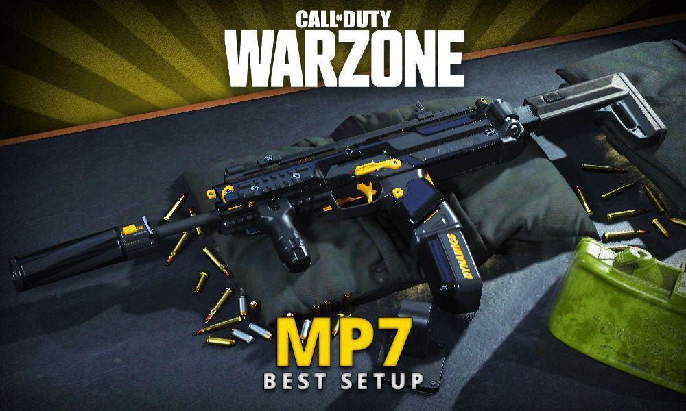 Warzone: il miglior setup MP7 per Battle Royale e Multigiocatore di CoD Modern Warfare