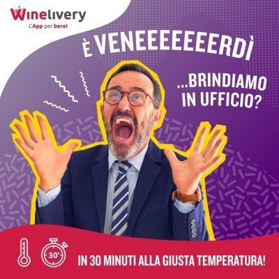 Winelivery App Per Bere