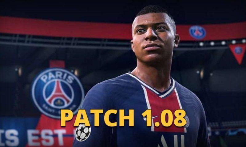 Fifa 21 Nuova Patch 1 08 Cambiamenti Gameplay Fut