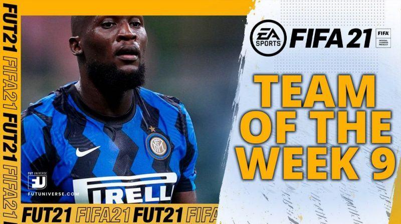 Fifa Prediction Totw Lukaku Team Of The Week Anticipazioni