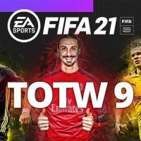 TOTW9 Prediction: le anticipazioni per i giocatori di Fifa Ultimate Team