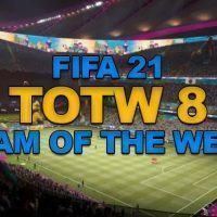 TOTW8 Prediction: le anticipazioni per i giocatori di Fifa Ultimate Team