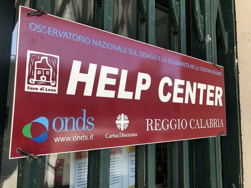 Help Center Reggio Calabria