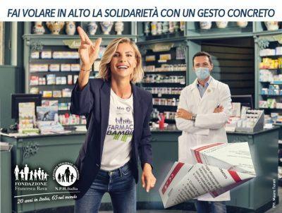 Martina Colombari Farmacia