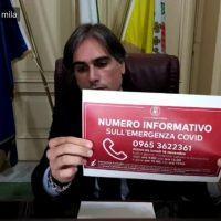 Reggio, attivato il numero informativo sull'emergenza Covid