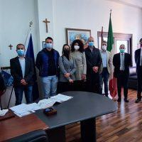Reggio, entrano in servizio i nuovi agenti della Polizia Municipale