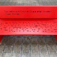 Panchina rossa di Reggio, Falcomatà: 'Violenza ultimo rifugio degli incapaci'