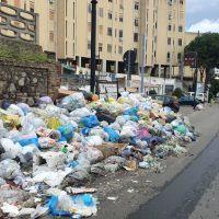 Reggio sommersa dai rifiuti, Brunetti: 'Chiediamo scusa ai cittadini. Al lavoro su Melicuccà'