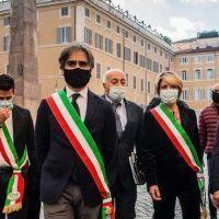 Roma, i sindaci calabresi incontrano Conte. Falcomatà: 'Accolte tutte le nostre istanze'