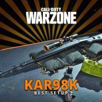 Warzone: il miglior setup Kar98K per Battle Royale e Multigiocatore di CoD Modern Warfare